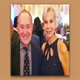 With Alan Dershowitz